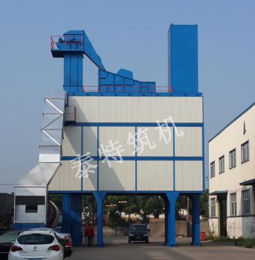 無錫泰特LB-2000集裝箱式瀝青混合料攪拌設備