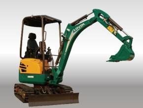 雷沃重工FR18E-u挖掘机高清图 - 外观