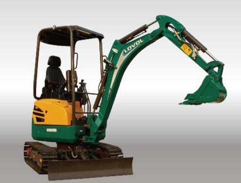 雷沃重工FR18E-u挖掘機