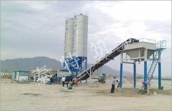 无锡泰特WCB300稳定土搅拌设备高清图 - 外观