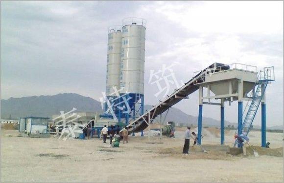 无锡泰特WCB300稳定土搅拌设备