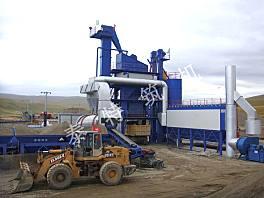 无锡泰特LB-2500沥青搅拌站