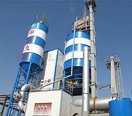 南方路机FBZ4500站式干混砂浆搅拌设备