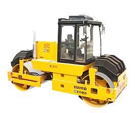 厦工XG6101D双钢轮振动压路机