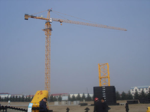 方圆QTZ80(TC6010)塔式起重机