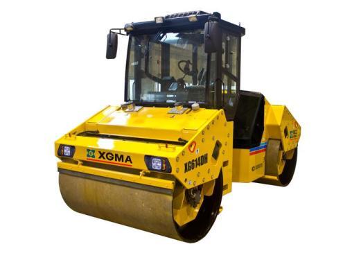 廈工XG614DH雙鋼輪振動壓路機