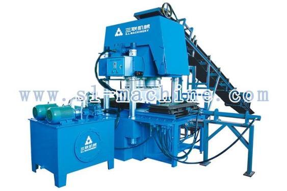 三联机械GL-R300路沿石生产设备