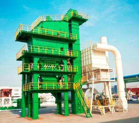 日工NBD320ABZ沥青混凝土搅拌设备