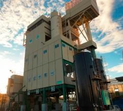 日工都市環保型瀝青混凝土拌和設備高清圖 - 外觀