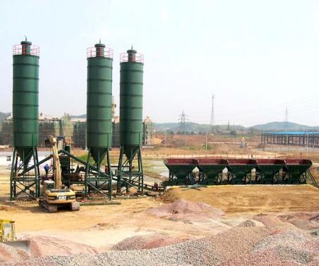 無錫雪桃SWCB系列穩定土廠拌設備