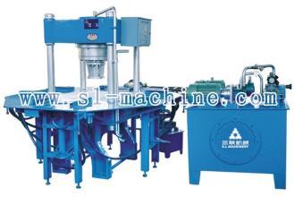 三联机械GL-R150B路面砖生产设备高清图 - 外观
