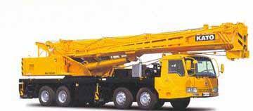 加藤NK-550VR全液压汽车起重机高清图 - 外观