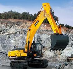 雷沃重工FR480E挖掘机高清图 - 外观