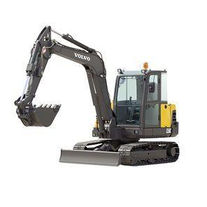 沃爾沃EC60C小型挖掘機