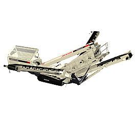 南方路机NFS330履带移动倾斜式筛分设备