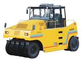 厦工XG6301P轮胎压路机
