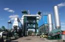 陆德LD130沥青混合料搅拌设备高清图 - 外观