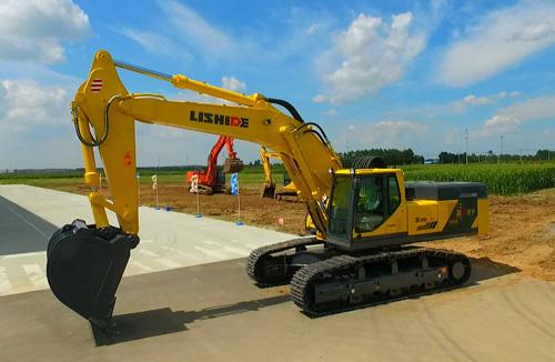 力士德SC5030高能效挖掘机