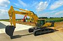 力士德SC5030.9(康明斯)高能效挖掘机高清图 - 外观