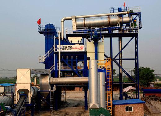 陆德ZLBS80上置式厂拌热再生