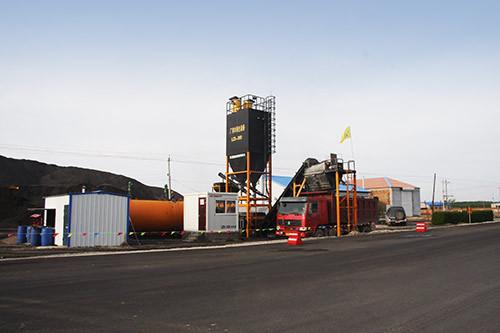 美通筑机LZS300型厂办冷再生设备