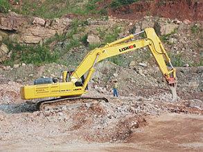 力士德SC450.8LC松土型挖掘机高清图 - 外观