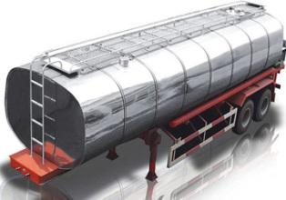 美通筑機LMT9450GLB瀝青運輸罐高清圖 - 外觀