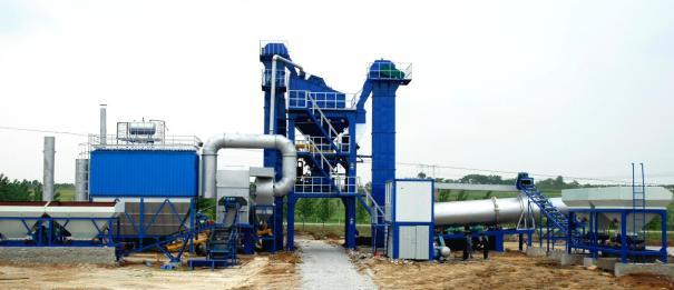 陆德ZLB80下置式厂拌热再生