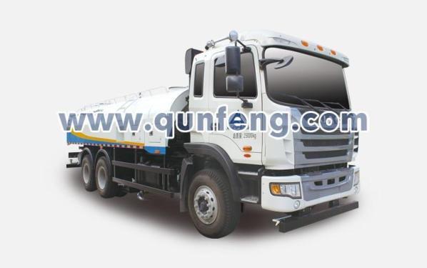 群峰机械MQF5180GQXD5高压清洗车