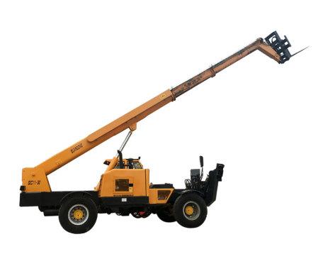 全工QC11-30伸缩臂叉装车