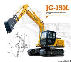 劲工JG-150履带式挖掘机