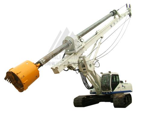 三力机械SLR168旋挖钻机