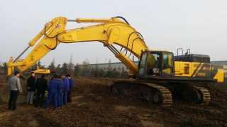 力士德SC8050高能效挖掘机