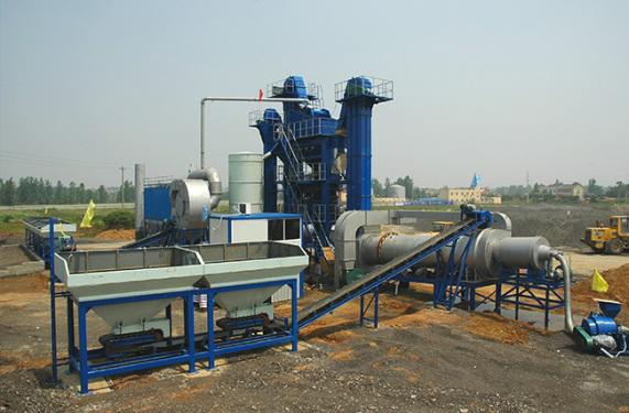 陆德ZLB60下置式厂拌热再生