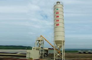 陆德WCBD300B稳定土厂拌设备