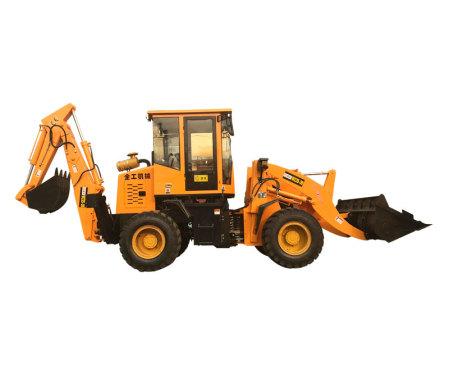 全工WZ25-20挖掘装载机
