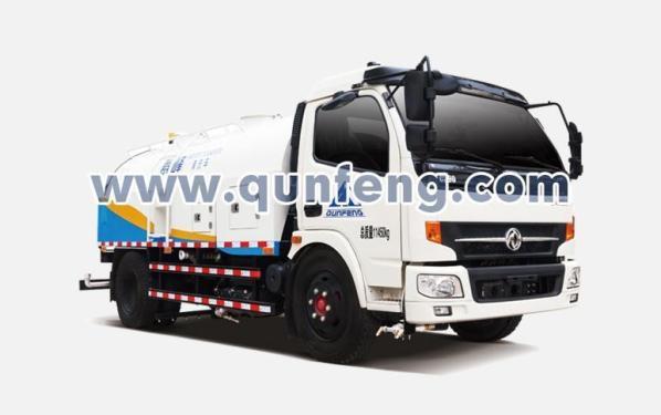 群峰机械MQF5110GQXD5清洗车