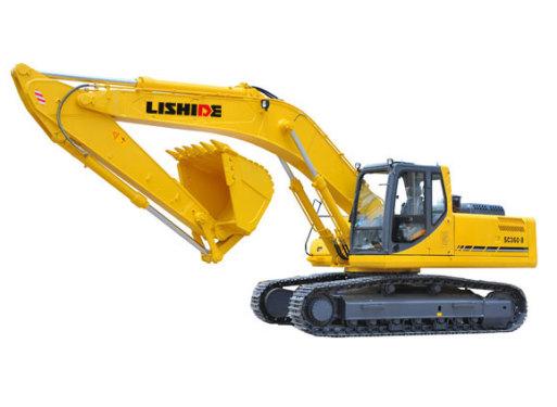 力士德SC360.8大型挖掘机