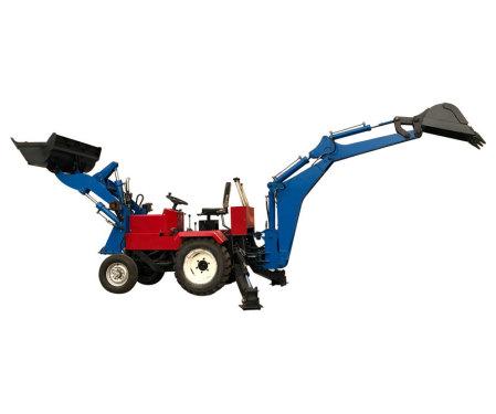 全工WZ06-15挖掘装载机