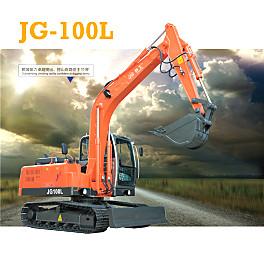 劲工JG-100L履带挖掘机