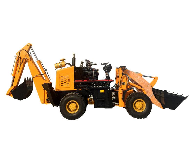 全工WZ30-18挖掘装载机
