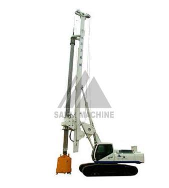 三力机械SLR260旋挖钻机