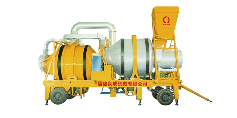 泉成机械QCQ-30移动双滚筒
