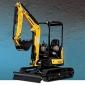 洋马ViO27-6(钢质履带)挖掘机
