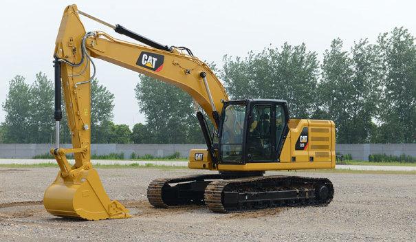 卡特彼勒新一代Cat?323液压挖掘机