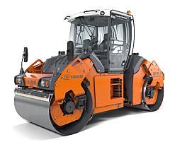 悍马HD+ 90 VT双钢轮压路机