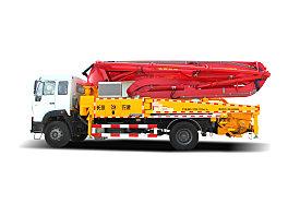 普光37米单桥泵车