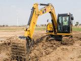 卡特彼勒307E2迷你型液压挖掘机