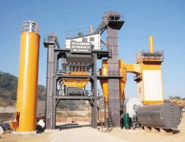 镇江万德LB2500沥青混合料搅拌设备