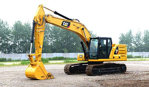 卡特彼勒新一代Cat?320液压挖∩掘机